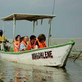 Boat safari - L Naivasha