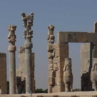 Welcome to the pleasuredrome . . . Persepolis.