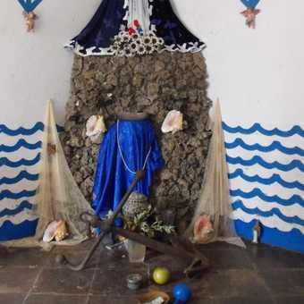 Santeria worship