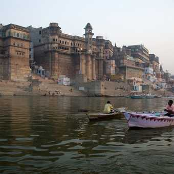 Early morning, Varanasi