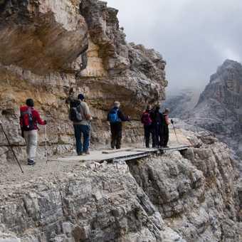 Exploration above Bullelejochhutte.
