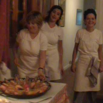 Andalucian cooks