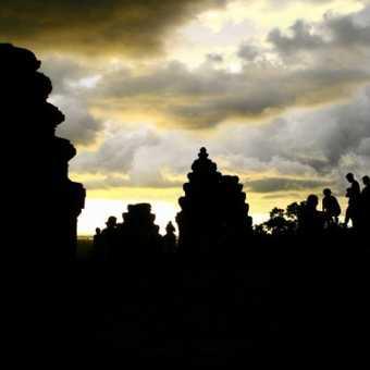 The Bayon Temple, Cambodia