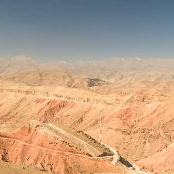 View of the High Atlas