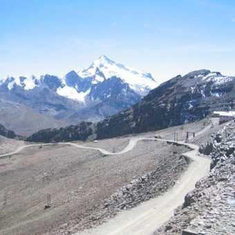 Highest Ski Field!