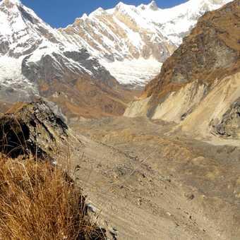 Looking at Baraha Shikhar - A.B.C.