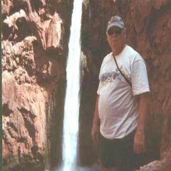 Mooney Falls, Havasu Grand Canyon.