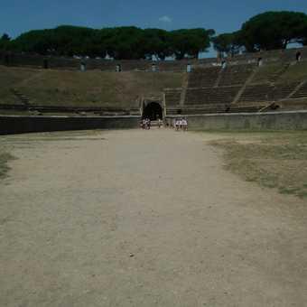 Ampitheatre, Pompeii