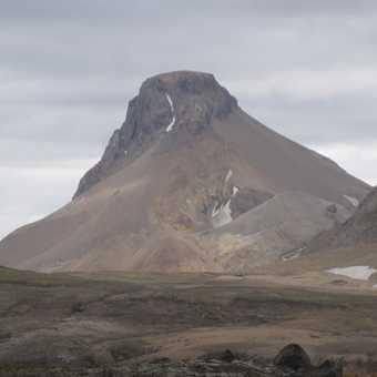 Seen on the Mt Kerlingarfjöll trek
