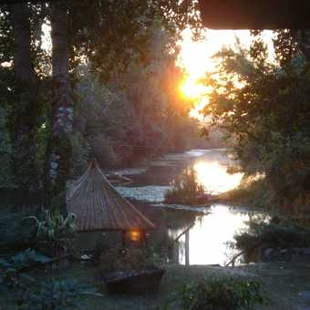 Sunrise at Carda Ranc