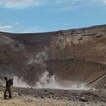 Vulcano's Crater