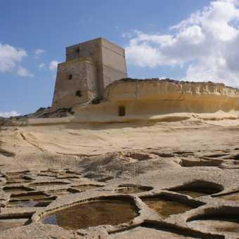 Watchtower at Zlendi Bay