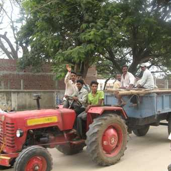 Chelsea tractor
