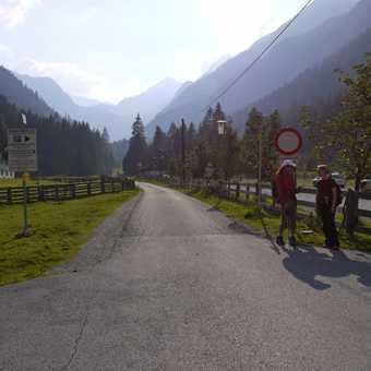 Alpine conversation