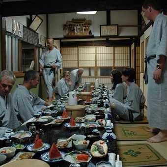 Ryokan (Guest House)