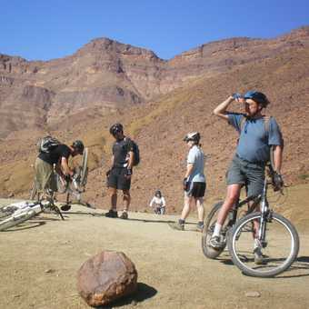 Puncture repair and geology