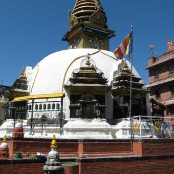 Kathmandu stumpa