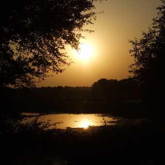 BHARATPUR AT SUNSET