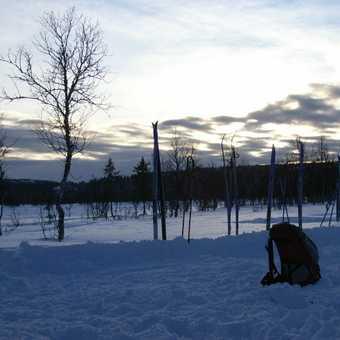 ski break