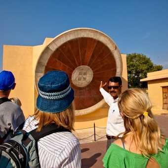 The Jantar Mantar Observatory, Jaipur