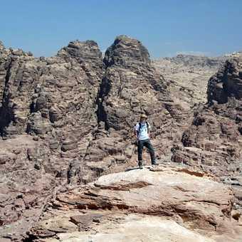The High Place of Sacrifice - Petra