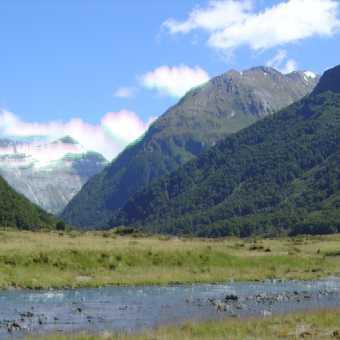 Siberia Valley - South Island
