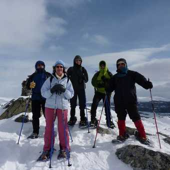 Summit at Svinslaberge