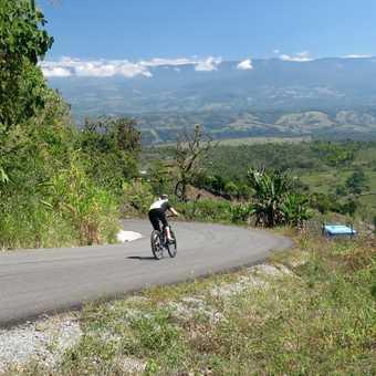 Geraldine - downhill