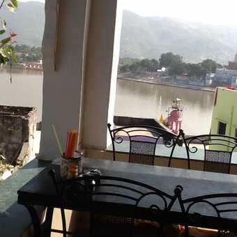 Most relaxing cafe in the world - Pushkar