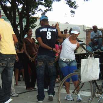 Dancing in the street, Bayamo
