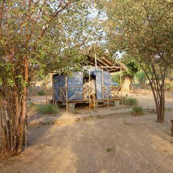 Camping at Bekopaka