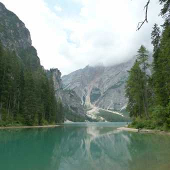 Rest day at the Lago di Braies