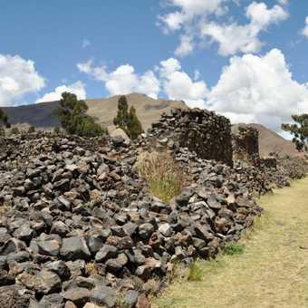 enroute across the altiplano