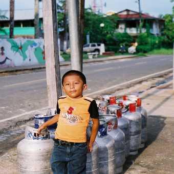 Boy, Bocas Del Toro