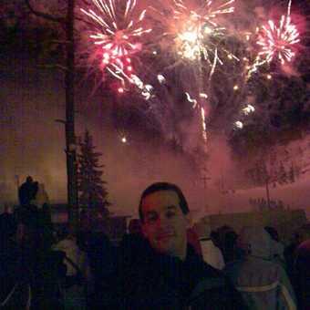 New year in Ruka