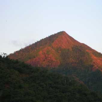 Pico Turquino the highest Peak in Cuba