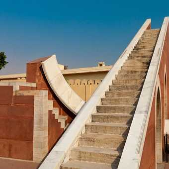 The fascinating astronomical observatory in Jaipur
