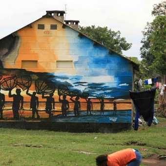 house painting Kenyan style
