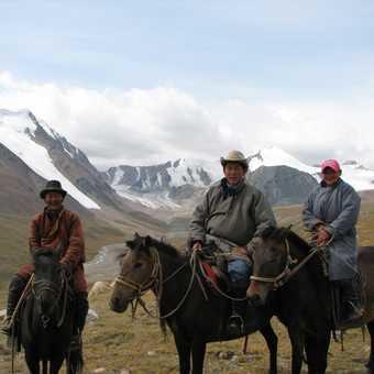 Mt Kharkhiraa