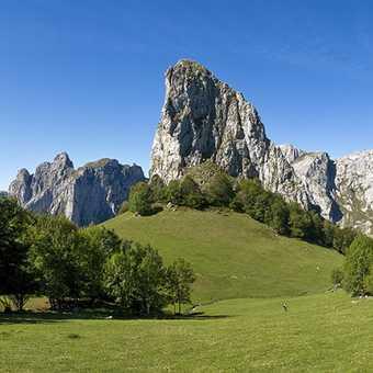 Cuetu Vierru on descent from Cabeza la Mesa