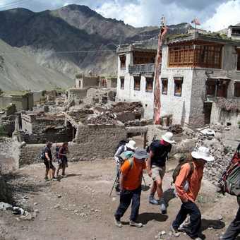 Rumbak village