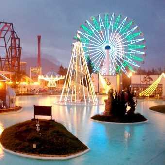 Theme Park fun in Fujiyoshida