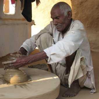 Street vendor - Jaipur