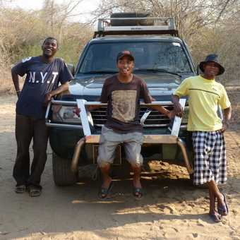 Our 4x4 Drivers