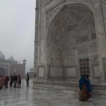Taj Mahal people