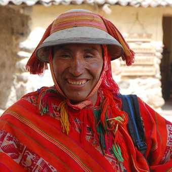 Inca Trail Porter