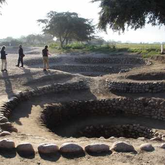 Nazca aqueduct