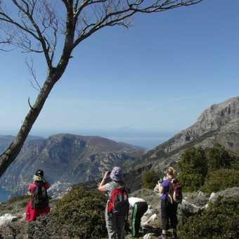 Monte Tre Calli walk