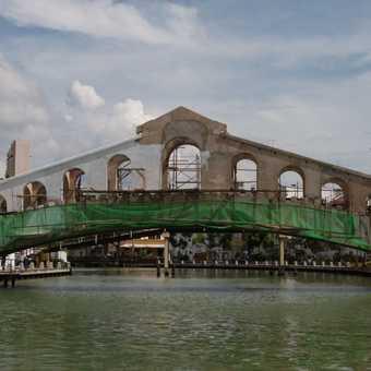 Copy of a Venetian Bridge in Melakka, Malaysia