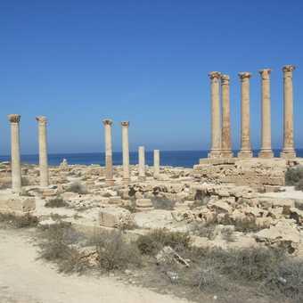 Temple of Isis, Sabratha